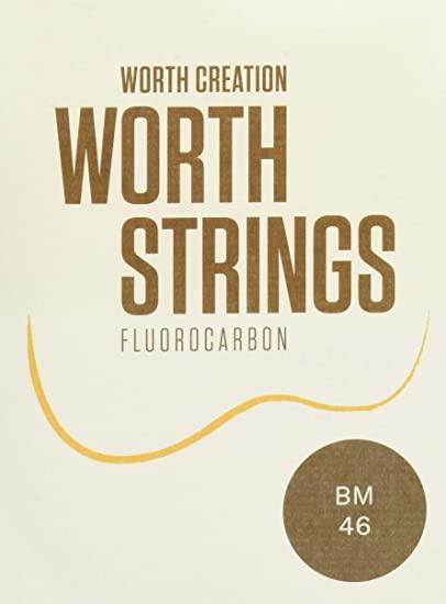 Worth Strings(ワース)ブラウンフロロカーボン