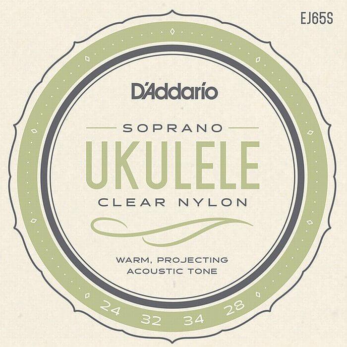 D'Addario(ダダリオ)Pro-Arte Custom Extruded Nylon Soprano