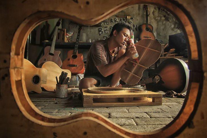 ギター職人