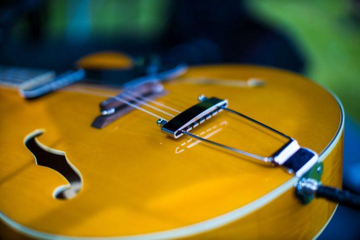 ジャズギター弦