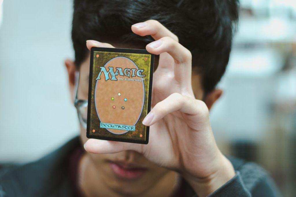 カードゲームバトル
