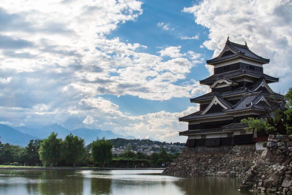 日本の城の画像